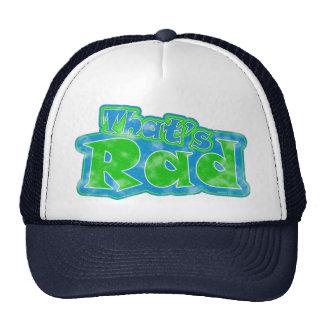 Ése es gorra del Rad