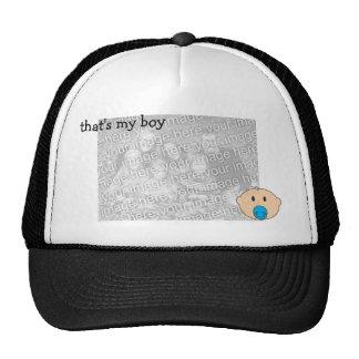 ¡Ése es mi muchacho! -- Personalizable Gorras