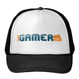 Ese gorra del camionero del eje del videojugador