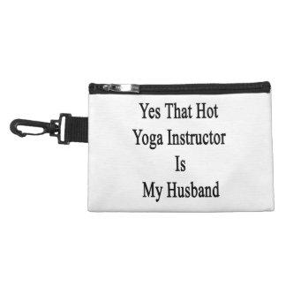 Ese instructor caliente de la yoga es sí mi marido