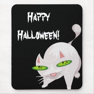 ¡Ese Kat! Feliz Halloween Mouse Pads