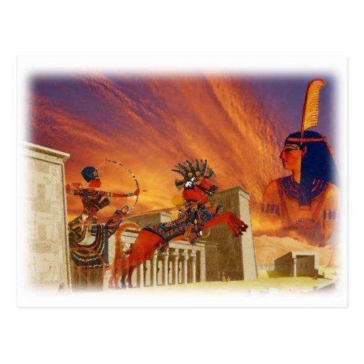 Esencia de Egipto Postal