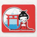 Esencia de Japón Alfombrilla De Ratones