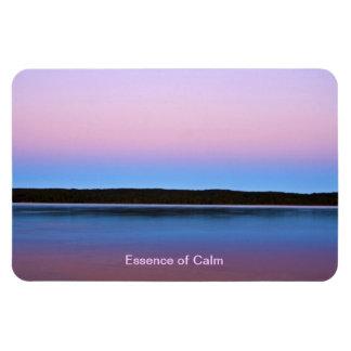 Esencia de la calma iman