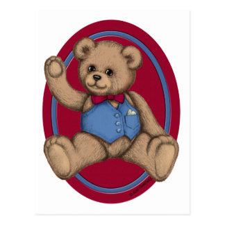 Esencial del oso postal