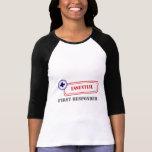 Esencial • Primer respondedor Camiseta
