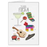Esencial: Una tarjeta de la fiesta