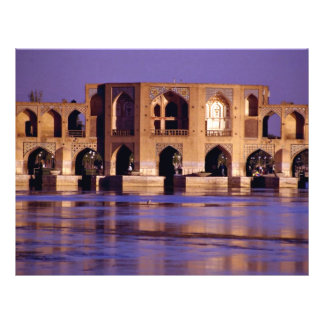 "Esfahan, Iran 8.5"" X 11"" Flyer"