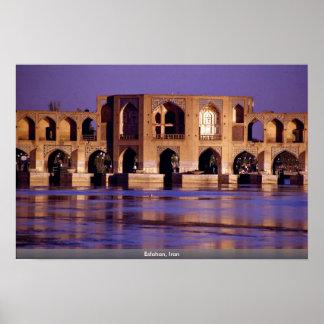 Esfahan, Irán Posters
