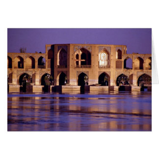 Esfahan, Irán Tarjetas