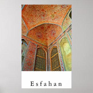 Esfahan Posters