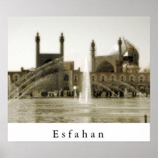 Esfahan Print
