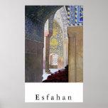 Esfahan Póster