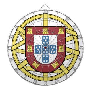 Esfera Armilar Portuguesa Dartboard With Darts