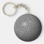 esfera asombrosa llaveros personalizados
