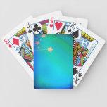 Esfera de la aguamarina cartas de juego