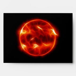 Esfera de la estrella del solenoide de Sun