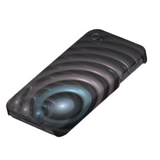 Esfera y anillos iPhone 4 protector