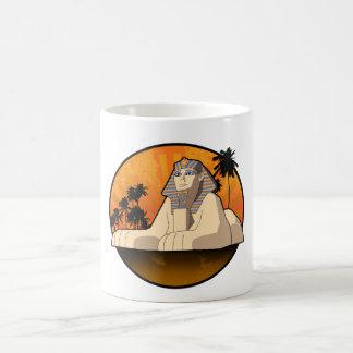 Esfinge 2 tazas