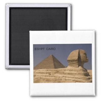 Esfinge de Egipto El Cairo Giza St K Iman De Nevera