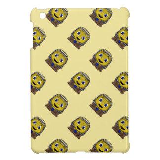 Esfinge de oro de Chibi iPad Mini Fundas