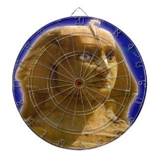 Esfinge egipcia antigua en el diseño del arte de