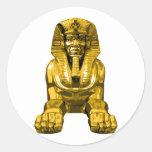 Esfinge egipcia etiquetas