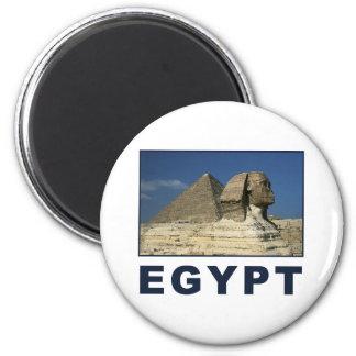 Esfinge egipcia iman de nevera