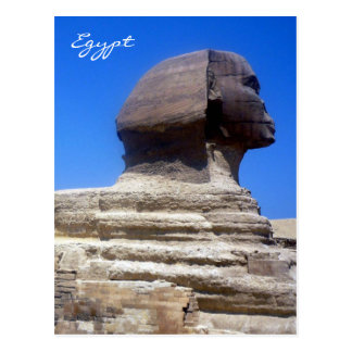esfinge Egipto Tarjetas Postales