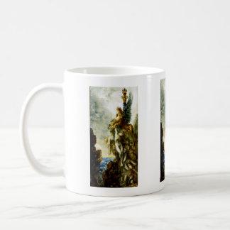 Esfinge victoriosa de Gustave Moreau Taza De Café