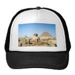 Esfinge y pirámide gorra