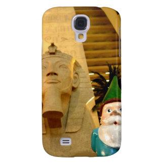 Esfinge y Sam Funda Para Galaxy S4