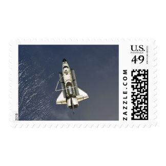 Esfuerzo 15 del transbordador espacial sellos