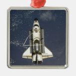 Esfuerzo 16 del transbordador espacial ornamento para arbol de navidad