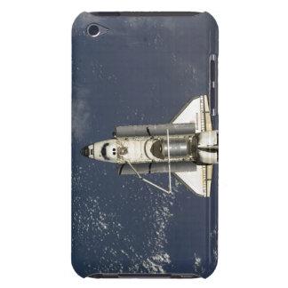 Esfuerzo 16 del transbordador espacial funda para iPod