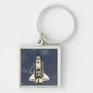 Esfuerzo 16 del transbordador espacial llavero personalizado