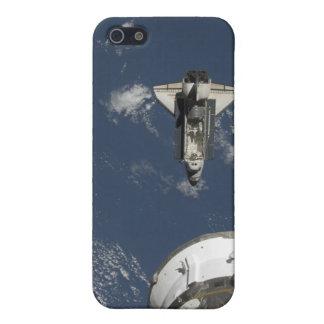 Esfuerzo 17 del transbordador espacial iPhone 5 funda