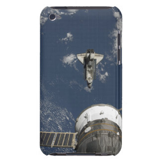 Esfuerzo 17 del transbordador espacial iPod touch cárcasa