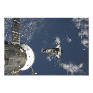 Esfuerzo 18 del transbordador espacial cojinete