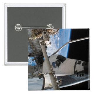 Esfuerzo 23 del transbordador espacial pin