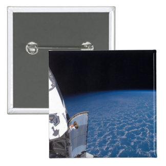 Esfuerzo 24 del transbordador espacial pin