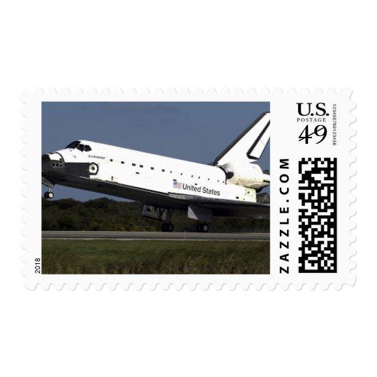 Esfuerzo 27 del transbordador espacial sello