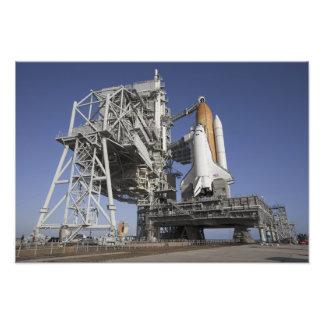 Esfuerzo 2 del transbordador espacial arte con fotos