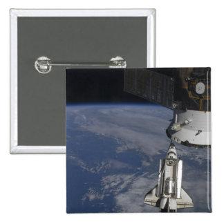 Esfuerzo 2 del transbordador espacial pins