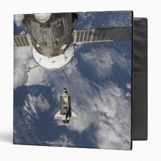 """Esfuerzo 8 del transbordador espacial carpeta 1 1/2"""""""