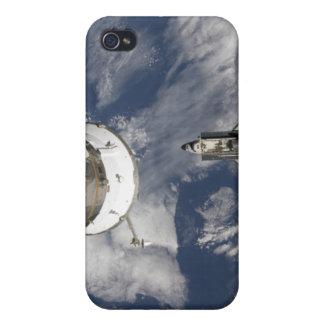 Esfuerzo 8 del transbordador espacial iPhone 4 funda