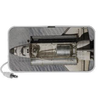 Esfuerzo 9 del transbordador espacial iPhone altavoz