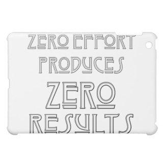 Esfuerzo cero… 2