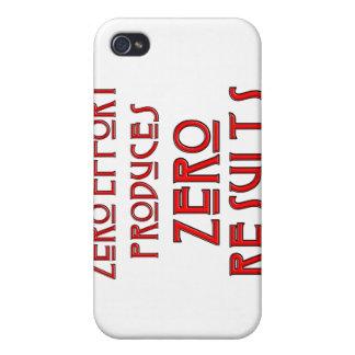 Esfuerzo cero… iPhone 4 cárcasas