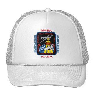 Esfuerzo del STS 118 Gorros Bordados